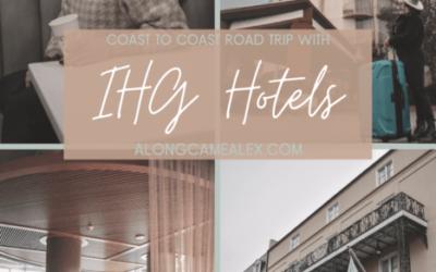 Coast to Coast with IHG Hotels & Resorts