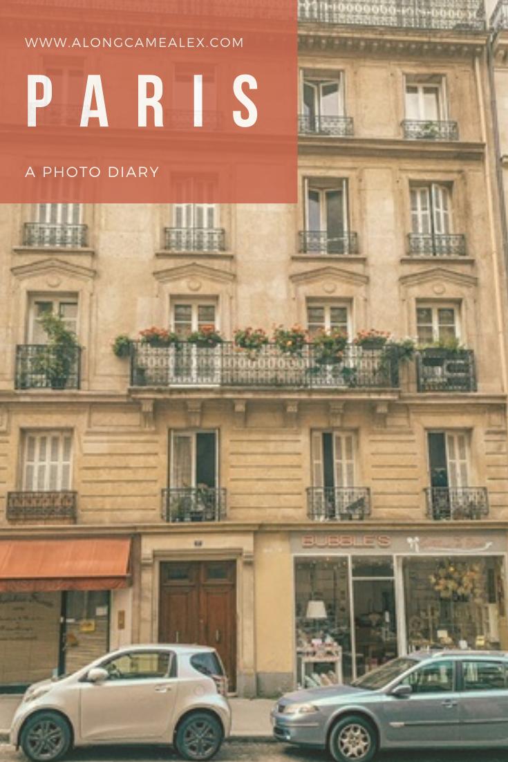 Parisian Photo Diary