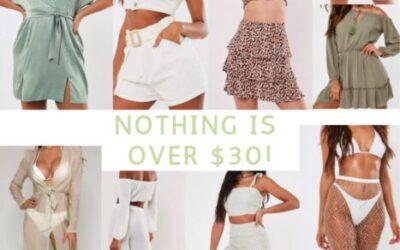 HUGE Missguided Summer Sale!