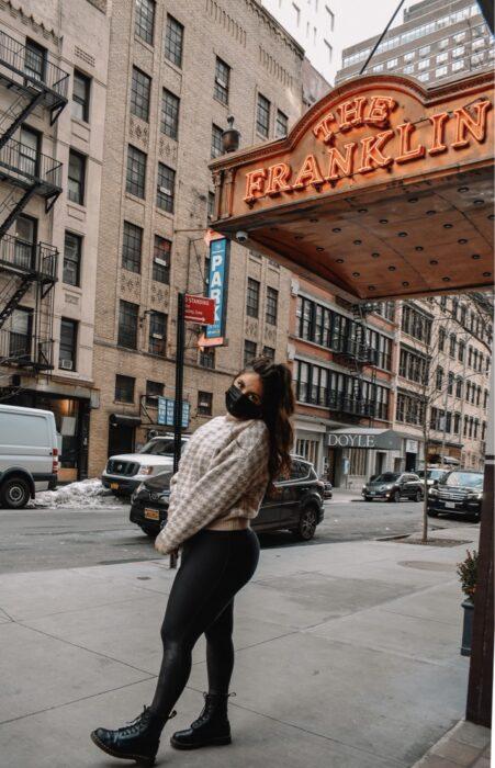 outside voco The Franklin New York